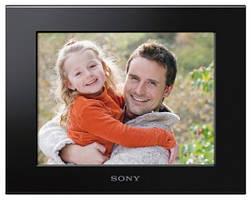 Фоторамка Sony DPF-C800 Black