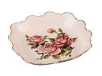 Блюдо Lefard Корейская роза 17 см