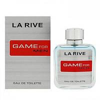 Туалетная вода для мужчин La Rive Gallant 100 мл (5901832067740)