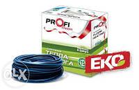 Двужильный нагревательный кабель PROFI THERM (Eko плюс) 2 23 для систем антиоблединения