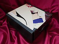 Набор БДСМ аксессуаров Love Box Dominant от Анастасии Кумейко