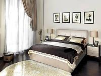 Двуспальная кровать КВАДРО