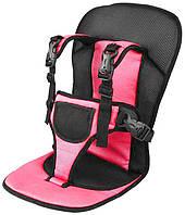 Автокресло детское бескаркасное RIAS NY-26 Pink (3_00088)