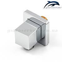 Подключение душевого шланга для лейки ручного душа UD-16, фото 1