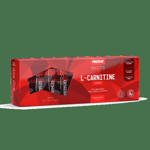 Л-Карнитин Prozis L-Carnitine 2000 20х10 ml