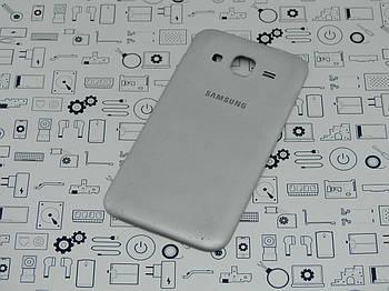 Задняя крышка Samsung G361H Galaxy Core Prime серый Сервисный оригинал с разборки
