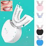 Автоматическая интеллектуальная зубная щетка Beaver V-White V1 Smart, фото 5