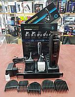 Электробритва, триммер, машинка для стрижки (5 в 1) Gemei GM-801
