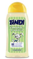 Tindi 2in1 – детский шампунь-гель с оливковым маслом и экстрактом календулы (210 мл)