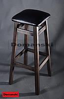 Барные стулья. Барный   табурет мягкая сидушка. Стул для кофейни. 80 см высота. Табурет в стиле ЛОФТ.