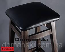 Барные стулья. Барный   табурет мягкая сидушка. Стул для кофейни. 80 см высота. Табурет в стиле ЛОФТ., фото 2