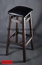 Барные стулья. Барный   табурет мягкая сидушка. Стул для кофейни. 80 см высота. Табурет в стиле ЛОФТ., фото 3