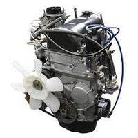 Двигатель в сборе 21213 карбюраторный 1,7
