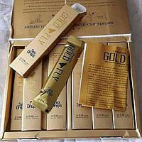 Пробники 6 пакетиків Шпанська мушка Gold Fly, голд флай-Жіночий збудник,афродизіаки,збудник купити