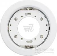 Светильник точечный Jazzway GX53 белый 1016744 T31311060