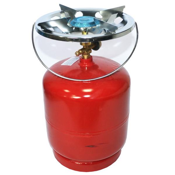 Примус газовый «Пикник-Italy» «RUDYY RK-3» 8 л.
