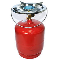 Примус газовый «Пикник-Italy» «RUDYY RK-3» 8 л., фото 1