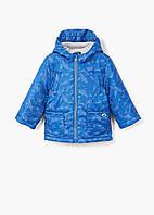 Демисезонная куртка Mango для мальчиков 12-18 мес (86 см)