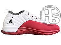 Мужские кроссовки Air Jordan Trainer Prime White Red Black 881463-120