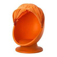 """IKEA """"ИКЕА ПС ЛЁМСК"""" Вращающееся кресло, оранжевый"""