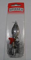 Блесна Spinnex Perch серебро 8 гр.