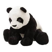 "IKEA ""КРАМИГ"" Мягкая игрушка, Панда."