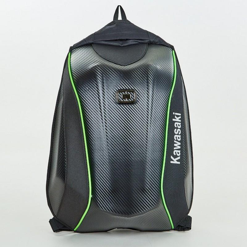 Моторюкзак Carbon Kawasaki (55х36х9см) MS-7006-K