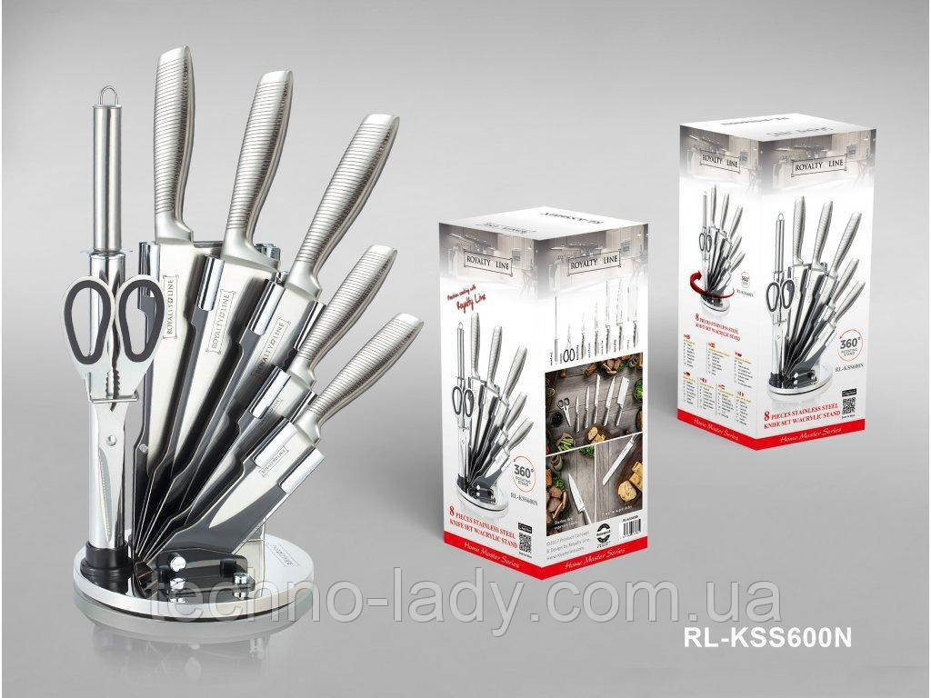 Набор ножей Royalty Line RL-KSS600-N 7pcs