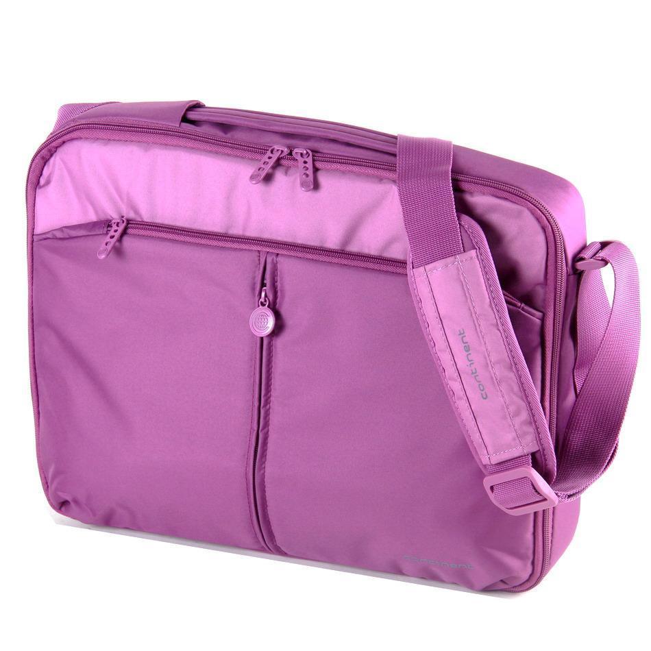Сумка для ноутбука Continent CC-02 Purple 15,6