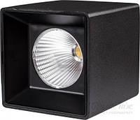 Светильник точечный Светкомплект DL-SQ 10S LED 10 Вт 4000 К черный T30895454