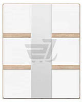 Шкаф 3D Liberty дуб сонома/белый глянец T606383