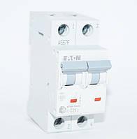 Автоматический выключатель 25А тип C 2 полюса HL-C25/2 Eaton 194773