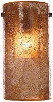 Светильник настенный Victoria Lighting 1x60 Вт E27 чайный BF3042 tea T31327092