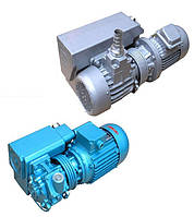 Вакуумные агрегаты XD-020, XD-040.