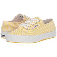Кроссовки Superga 2750 Janw Sneaker Yellow Stripes - Оригинал, фото 1