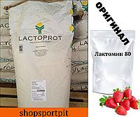 Сывороточный протеин Lactomin 80 GmBh (КСБ Lactoprot Германия) - клубника
