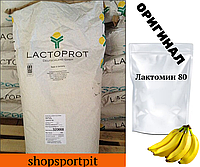 Сывороточный протеин Lactomin 80 GmBh (КСБ Lactoprot Германия) - банан