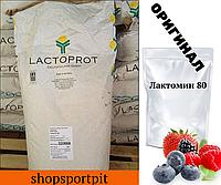 Сывороточный протеин Lactomin 80 GmBh (КСБ Lactoprot Германия) - лесная ягода