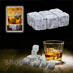 Камни для охлаждения Виски WHISKY STONES, Камни для охлаждения напитков, Многоразовый лед