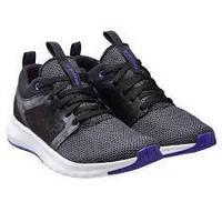 Женские кроссовки * Reebok с принтом Athlux Shatr - черный фиолетовый размер 38