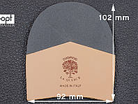 Кожаная набойка JUMBO COMBO арт.7 - CUOIFICIO LaQuerce (Италия), р.94х106, т. 6мм