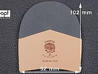 Кожаная набойка EUROPE COMBO арт.1 - CUOIFICIO LaQuerce (Италия), р.70 (83х93), т. 7 мм