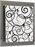 Светильник настенно-потолочный Декора Грация 2x60 Вт E27 бело-черный 31910 T30804565
