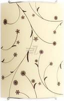 Светильник настенно-потолочный Nowodvorski CONTRASTAMPO 1 1x60 Вт E14 с рисунком 2280 T30823223