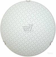 Светильник настенно-потолочный Геотон НББ 01-2х100-595 7619 2x100 Вт E27 белый 33399 T30802580