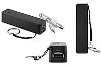 Универсальная мобильная батарея  (power bank, mobile power) 5A, 2600 mAh, фото 1
