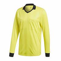 Adidas Referee 18 Jersey LS дл. рукав судейская 321 (Размер XL) (CV6321)