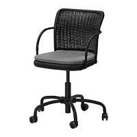 """IKEA """"ГРЕГОР"""" Рабочий стул, черный"""