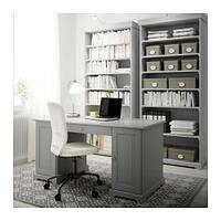 """IKEA """"ЛИЛЛХОЙДЕН"""" Рабочий стул, белый"""