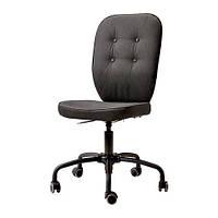 """IKEA """"ЛИЛЛХОЙДЕН"""" Рабочий стул, серый"""